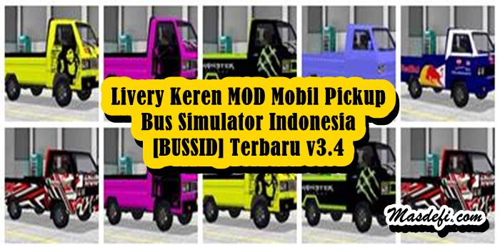 livery pickup bussid