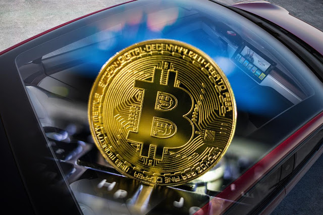 Tesla cars can be purchased in bitcoins