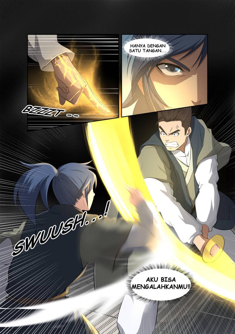 Heaven Defying Sword Bahasa Indonesia Chapter10