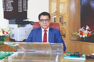 Government of India appoints Shri Amitabh Banerjee as Managing Director of IRFC