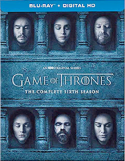 DVD & Blu-ray Release Report, Game Of Thrones, Ralph Tribbey