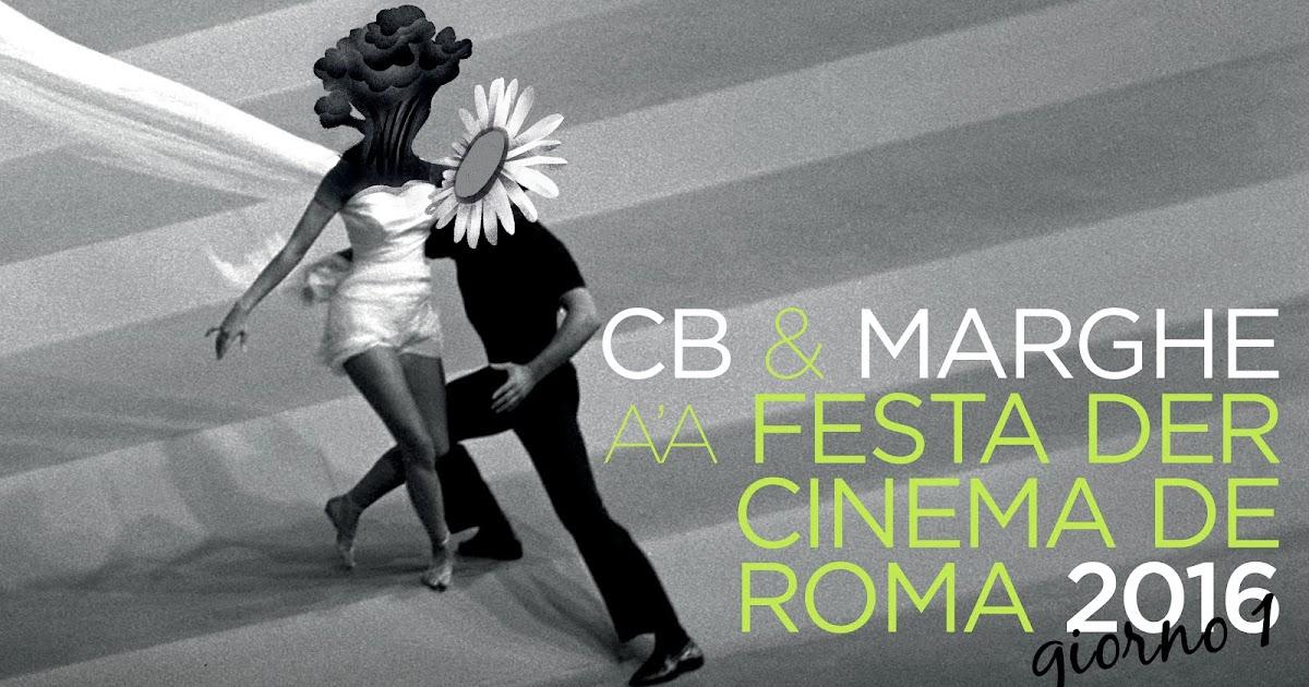 Chickenbroccoli & margherita alla festa del cinema di roma 2016 • giorno 1