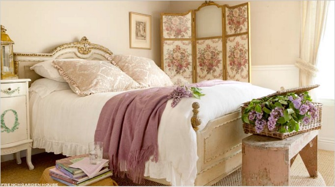 French Country Home Tour, French French Country Garden, Home Tour At  Poofing The Pillows