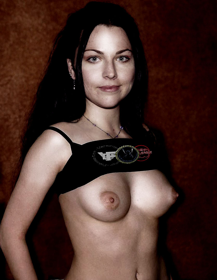 Amy lee evanescence nude fakes photos