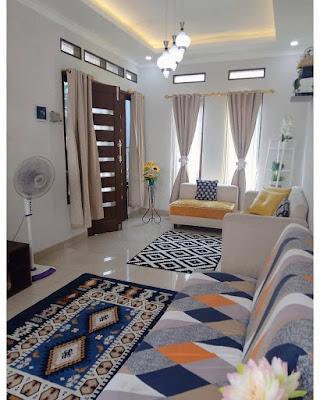 Ruang Keluarga Cantik Minimalis