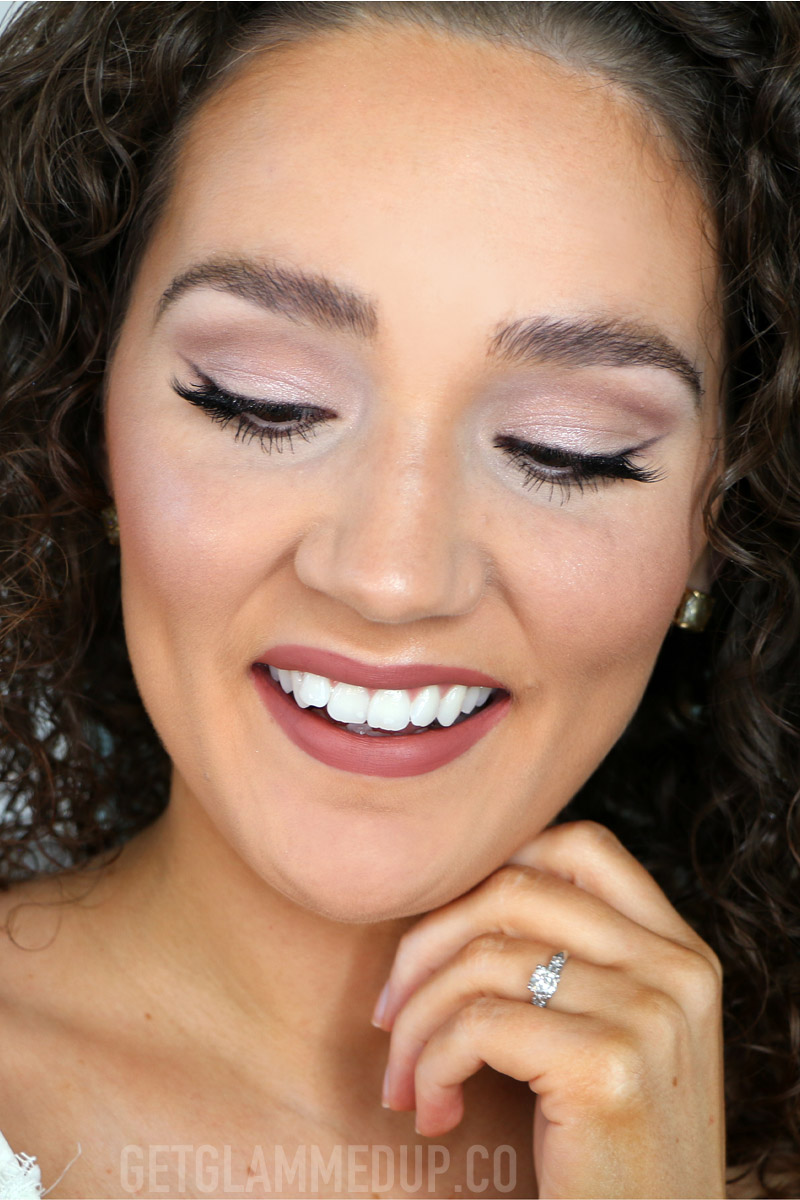 Soft Glam Bridal Makeup