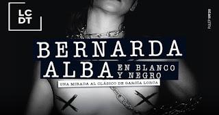 Obra Bernarda Alba en blanco y negro 2019 | Teatro Nacional