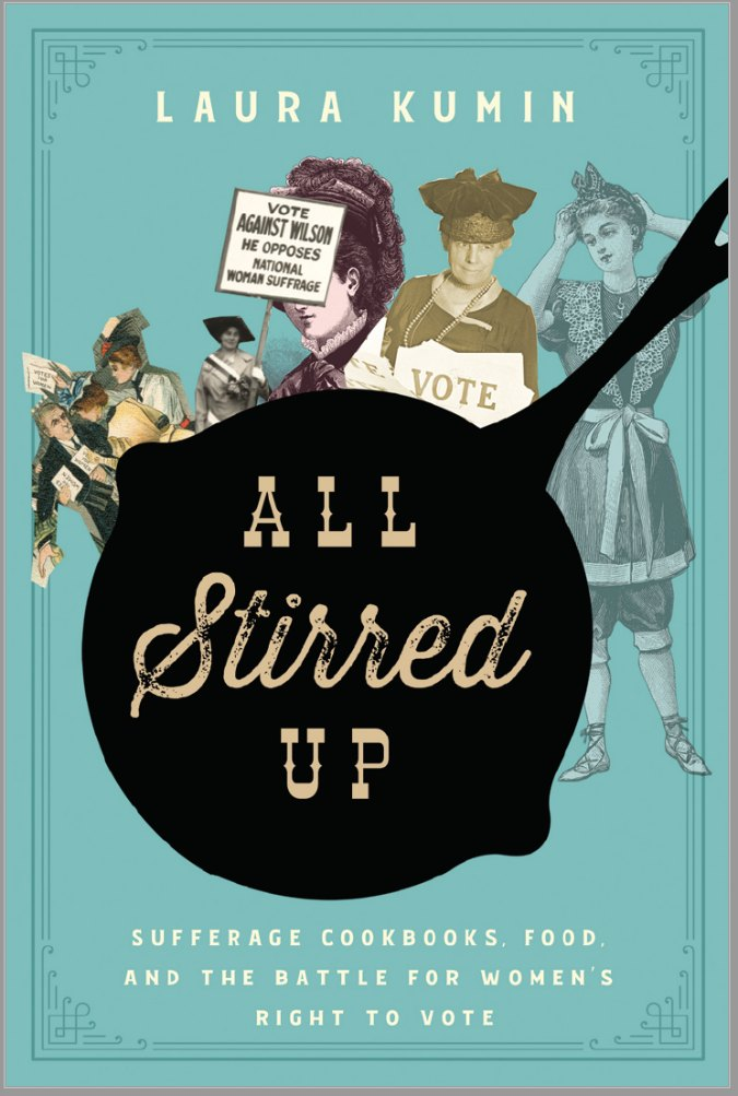 All stirred up book cover