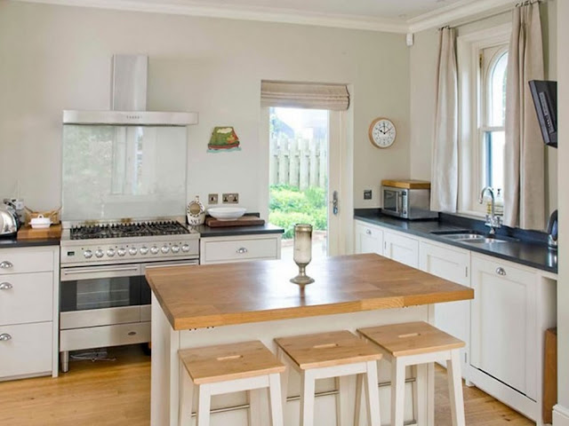 Simple Small House Kitchen Designs