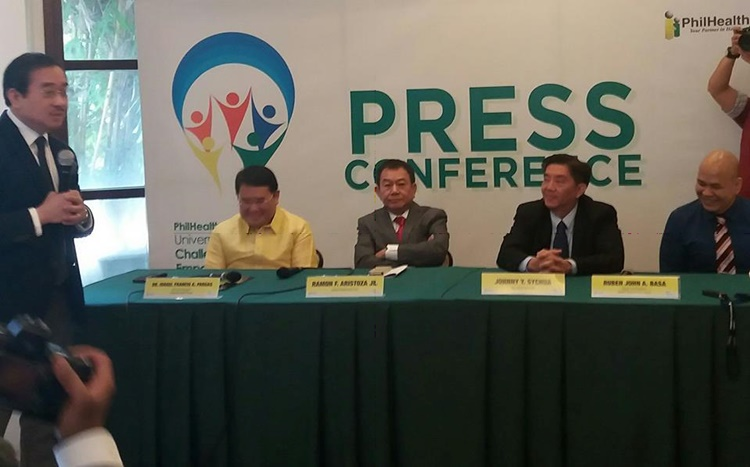 PhilHealth Launched New Benefits, Services and Tie -ups