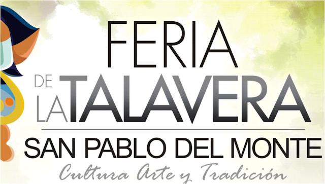 feria de la talavera 2017 san Pablo del Monte