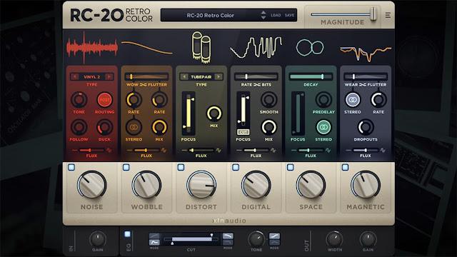 Imagem XLN Audio - RC-20 Retro Color