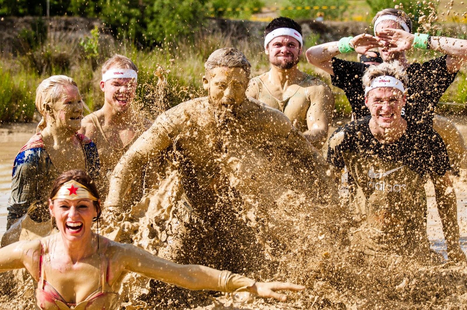 Mud Masters Matsch