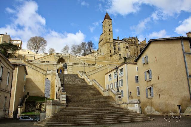 Escalera Monumental de Auch