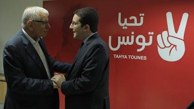 رسمي: اندماج حزبي حركة تحيا تونس والمبادرة الدستورية