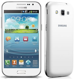 Samsung Galaxy Win, Android Jelly Bean Layar 4,7 Inci Prosesor Quad core 1,2 GHz