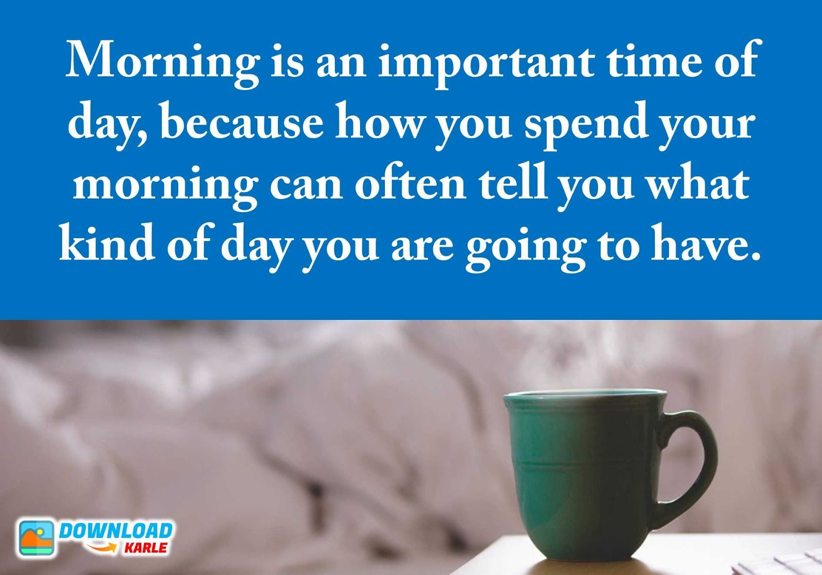 good morning quotes best