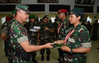 Berhasil Raih 54 Medali, Sudah Membuktikan TNI AD Yang Tertangguh Pada Lomba Tembak Piala Panglima TNI 2016 - Commando