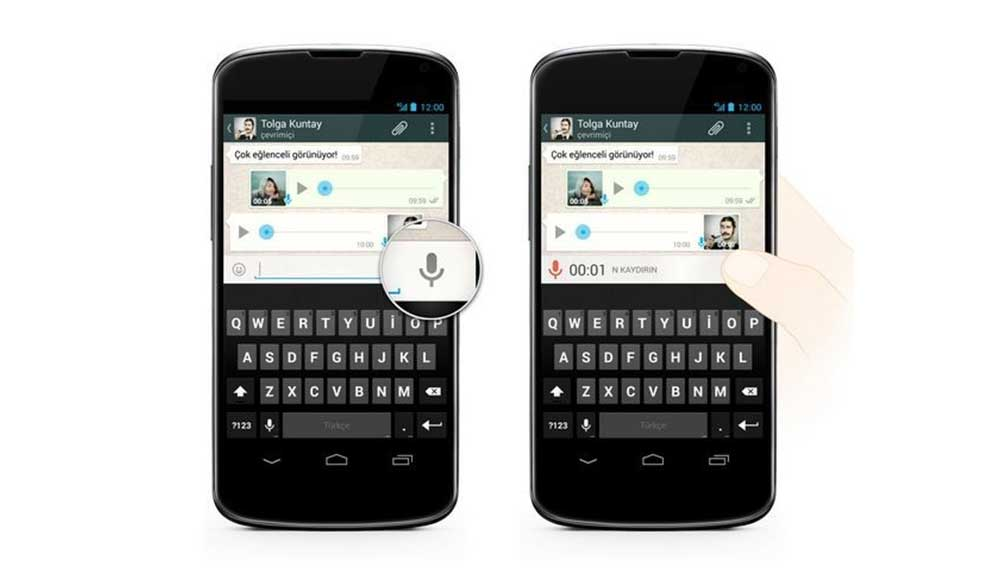 WhatsApp Sesli Mesajlaşma Nedir ? Ne işe Yarar ?