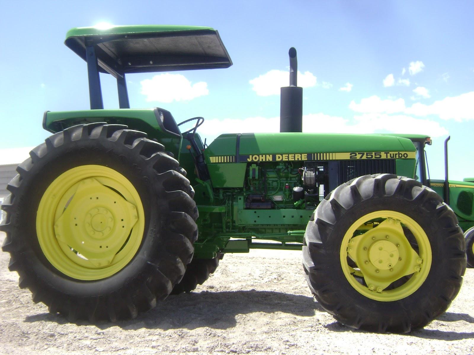Industrial For Donaar Bab Zadeh  Tractor John Deere 2755 4x4  19 900 Dlls  Turbo Sincr U00f3n  1994