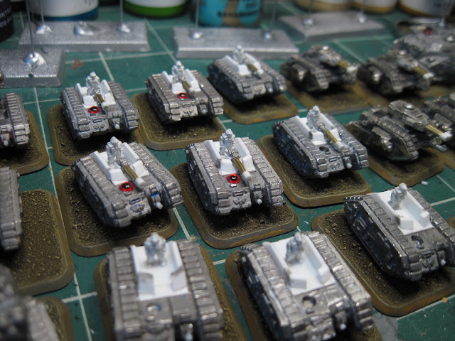 Salamander Scouts and Command