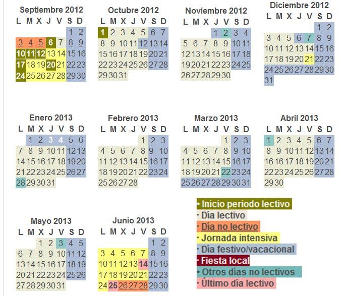 Colegios en madrid ranking y opiniones los mejores for Calendario eventos madrid