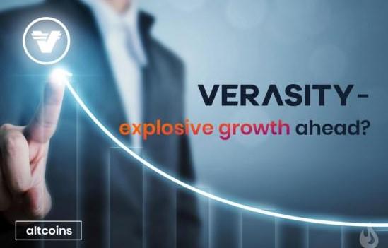 Investasi Koin Verasity (VRA)