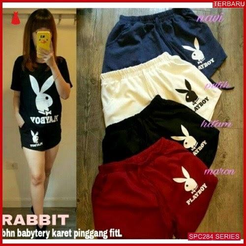 SPC284R48 Rabbit Pants Babyterry Celana Wanita | BMGShop