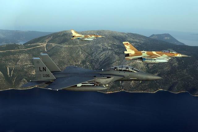 Israeli Air Force USAF agreement