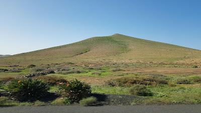 montagna lanzarotica