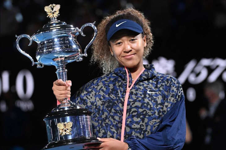 Naomi Osaka Wins 4th Grand Slam Title
