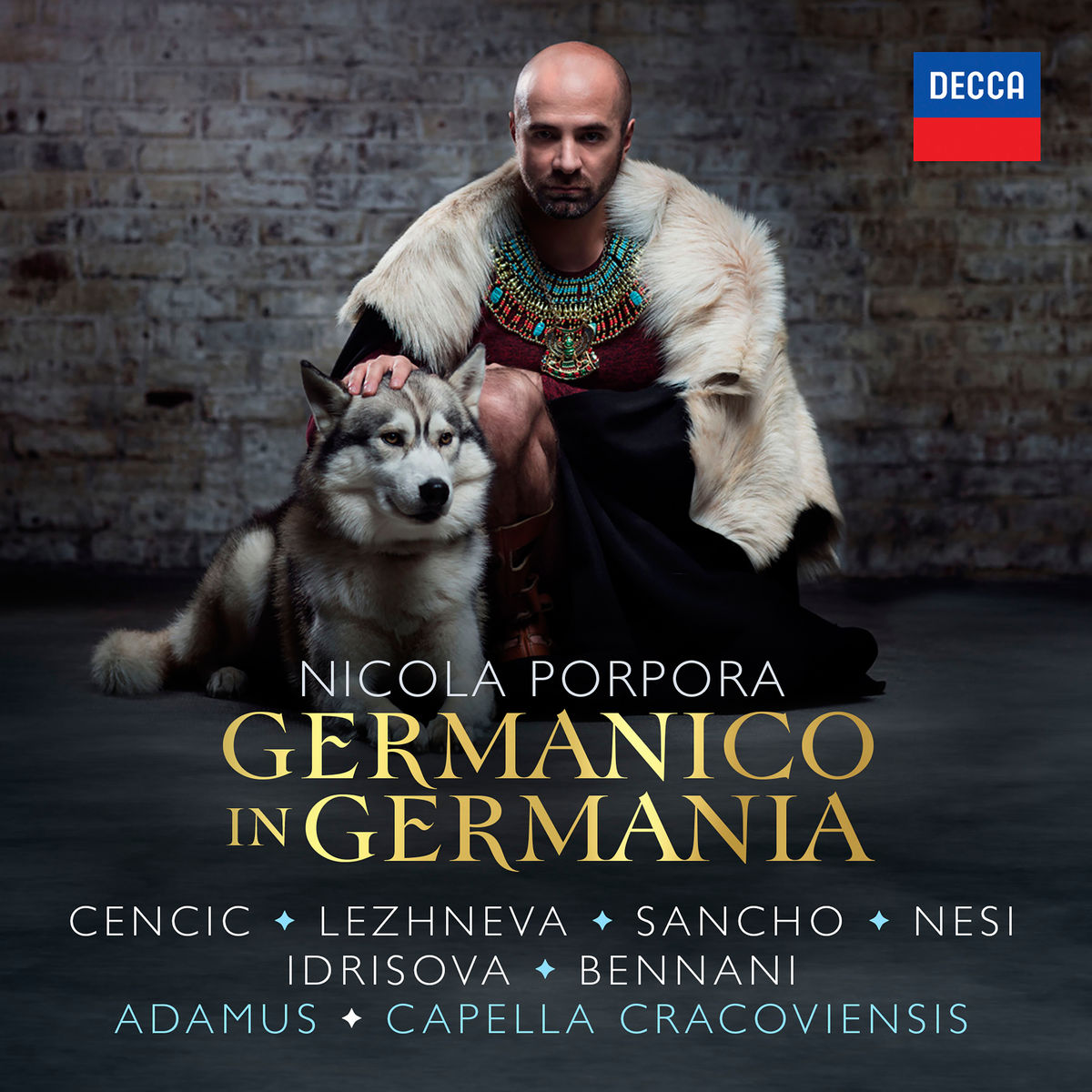 IN REVIEW: Nicola Antonio Porpora - GERMANICO IN GERMANIA (DECCA 483 1523)