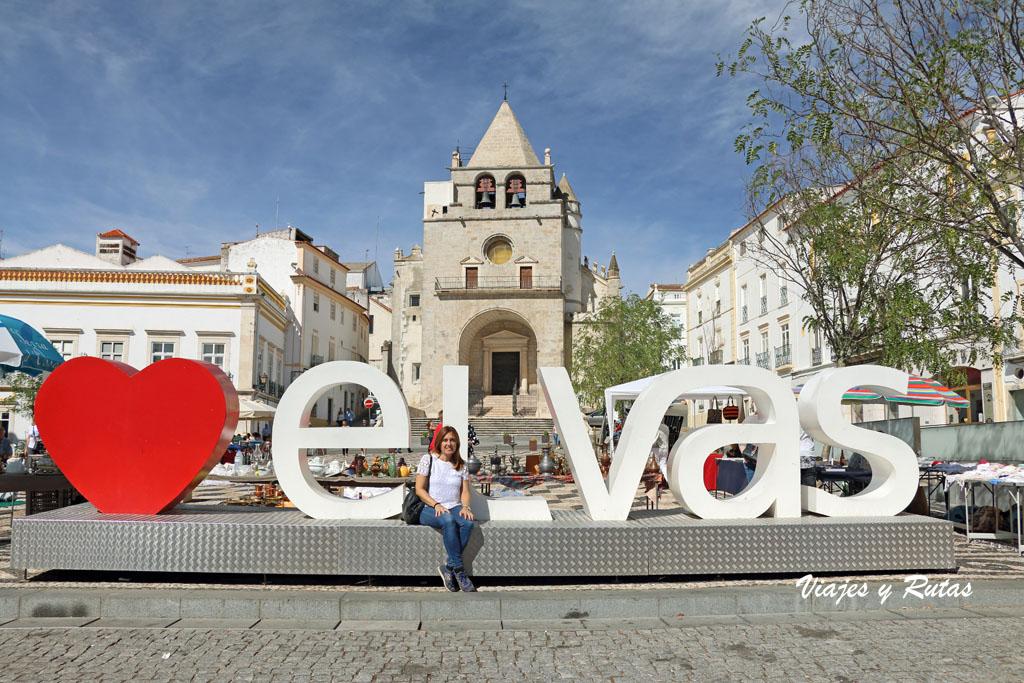 Qué ver en Elvas: plaza de la República