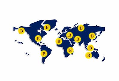 أفضل البلدان الممكنة لإنشاء عمل تجاري يتمحور حول Bitcoin