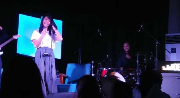 Rayssa Dynta dan Kunto Aji Meriahkan Intimate Warehouse Session