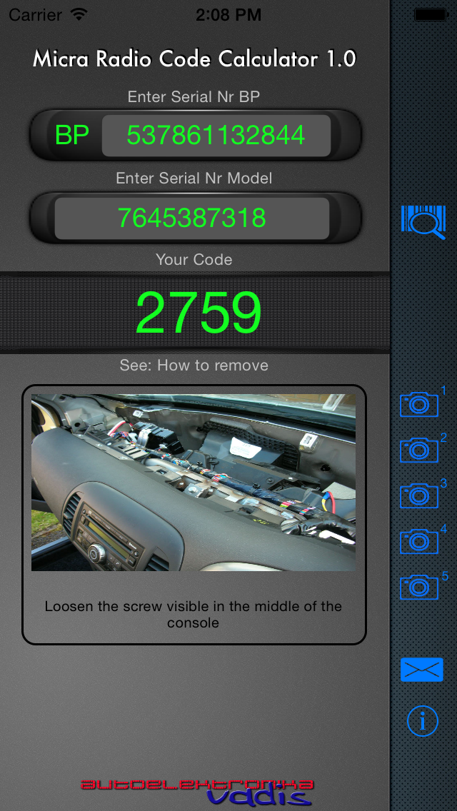 VAG CAN Diagnostic WIFI Tool for Iphone I-OS , Windows Mobile , Symbian