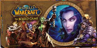 World of Warcraft el juego de tablero