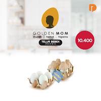 Dusdusan Golden Mom Telur Bebek Tawar Isi 4 Butir ANDHIMIND