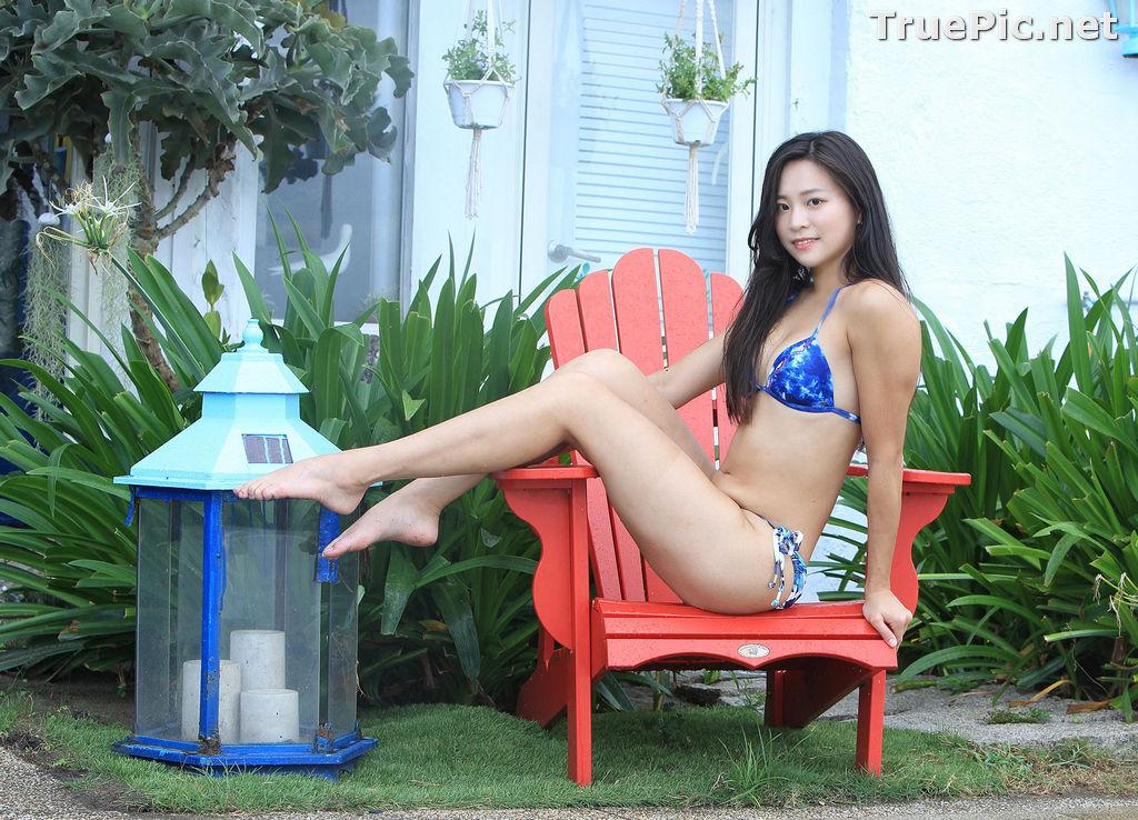 Image Taiwanese Model - Shelly - Beautiful Bodybuilding Bikini Girl - TruePic.net - Picture-76