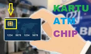 BRI: Segera Ganti Kartu ATM BRI Lama Anda Menjadi ATM Chip