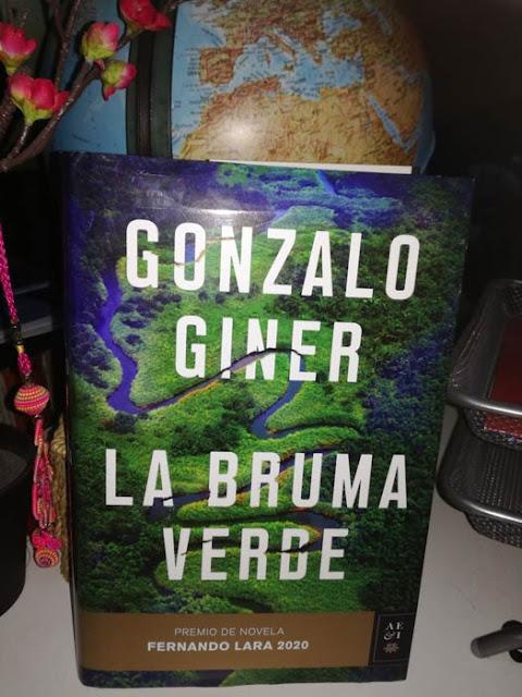 Entrevista a Gonzalo Giner por La Bruma Verde