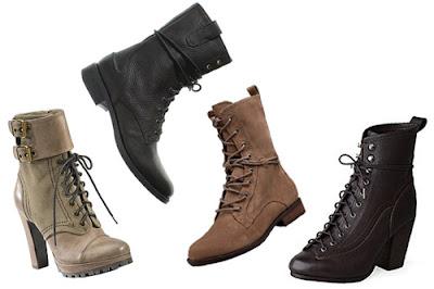 5 kiểu boot dành cho mùa thu đông