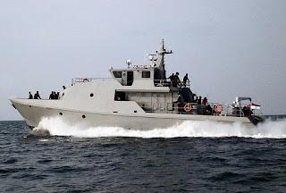Kapal Patroli (KAL 28 M)