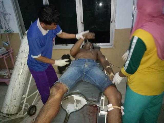 Wirohman DPO  5 Kasus Berbeda  di Lumpuhkan Polisi