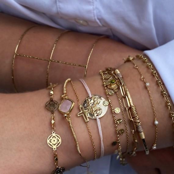 Men's Bracelet, which Usually Wears Formal: