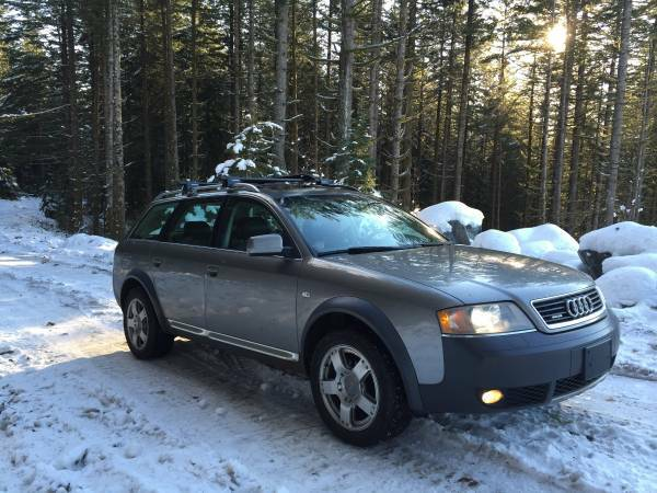 2004 Audi Allroad For Sale
