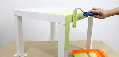 Cómo pintar gabinetes y muebles de cocina de MDF, melamina y laminados