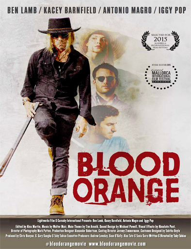 Ver Blood Orange (2016) Online