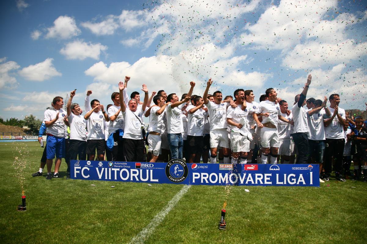 FC Viitorul, 2012