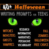 Classroom parties are out of style in the secondary grades, but your students will still enjoy doing Halloween-themed activities. I share four ways that you can take common English Language Arts assignments and activities and twist them to have scary Halloween themes! Get all of the details inside this post.